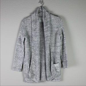 Zara knit sweater cardigan size m